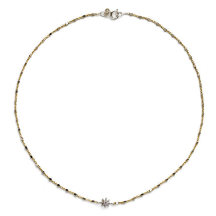 Oli Starburst Choker Necklace