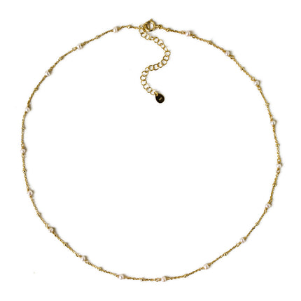 Perla Choker Necklace