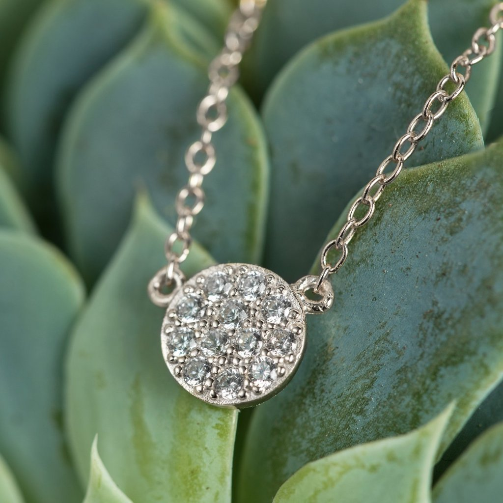 One in a Million Silver Necklace, Necklaces - AMY O. Jewelry