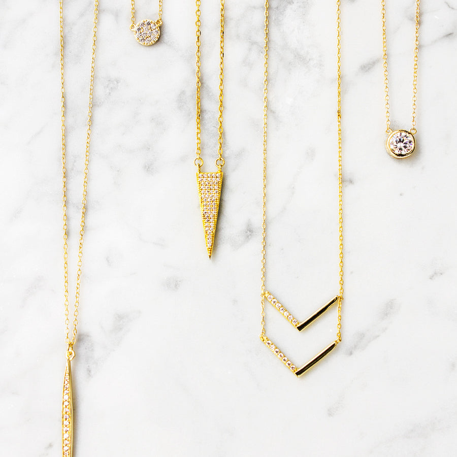 Astrid Necklace, Necklaces - AMY O. Jewelry