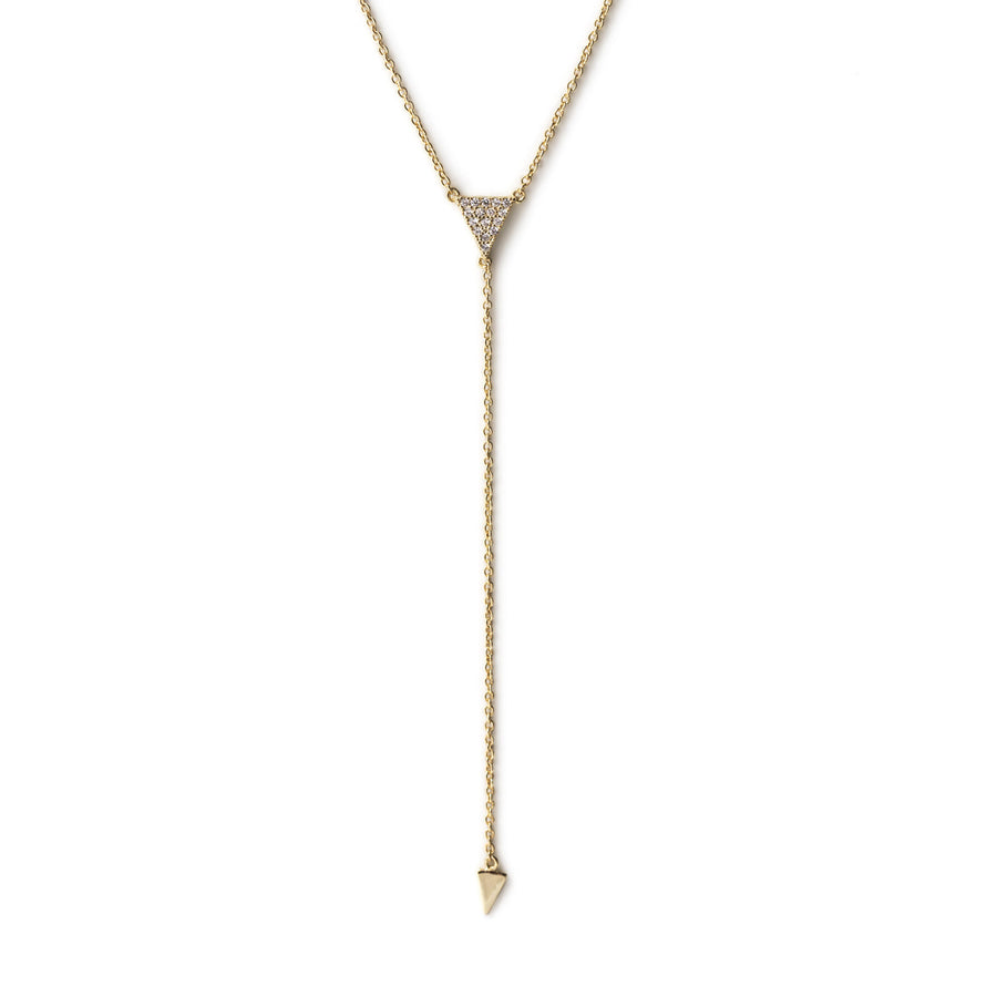 Delta Lariat, Necklaces - AMY O. Jewelry