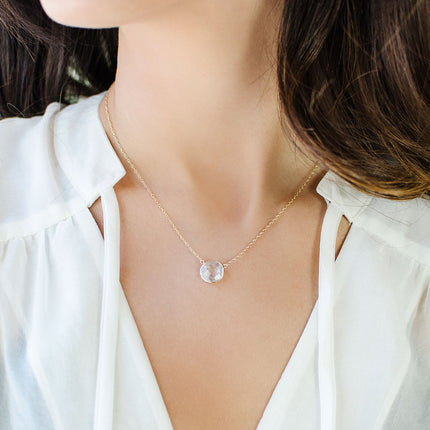 Lolli Crystal Necklace