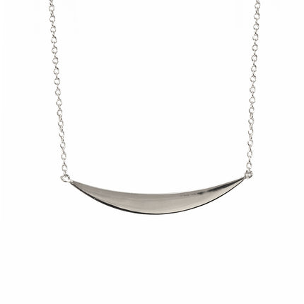 Crescent Bar Necklace
