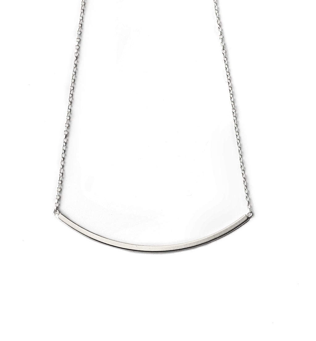 Mila Sterling Silver Necklace, Necklaces - AMY O. Jewelry