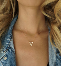 Angulo Necklace, Necklaces - AMY O. Jewelry
