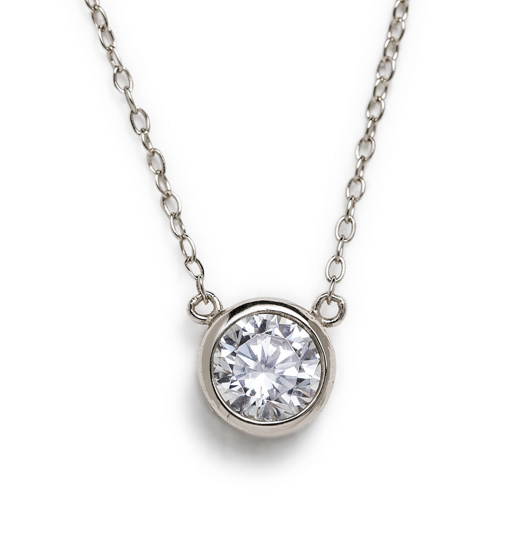 Shay Silver Necklace, Necklaces - AMY O. Jewelry