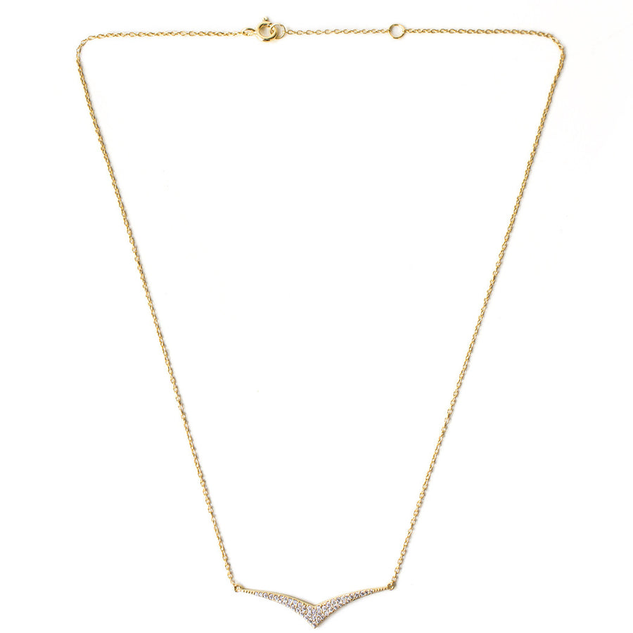 Paloma Crystal Necklace, Necklaces - AMY O. Jewelry