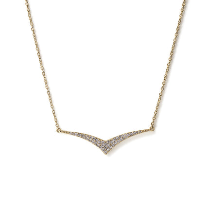 Paloma Crystal Necklace