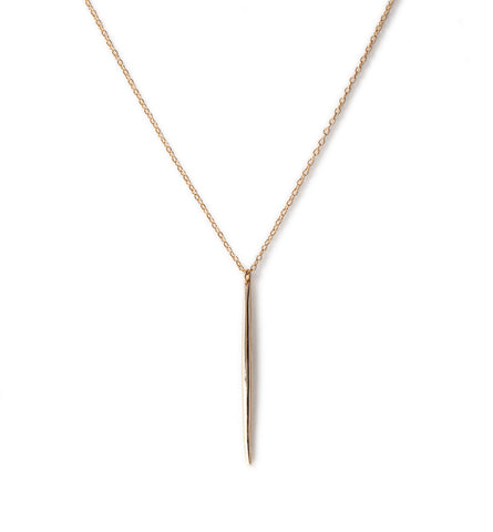 Colette Bar Necklace, Necklaces - AMY O. Jewelry
