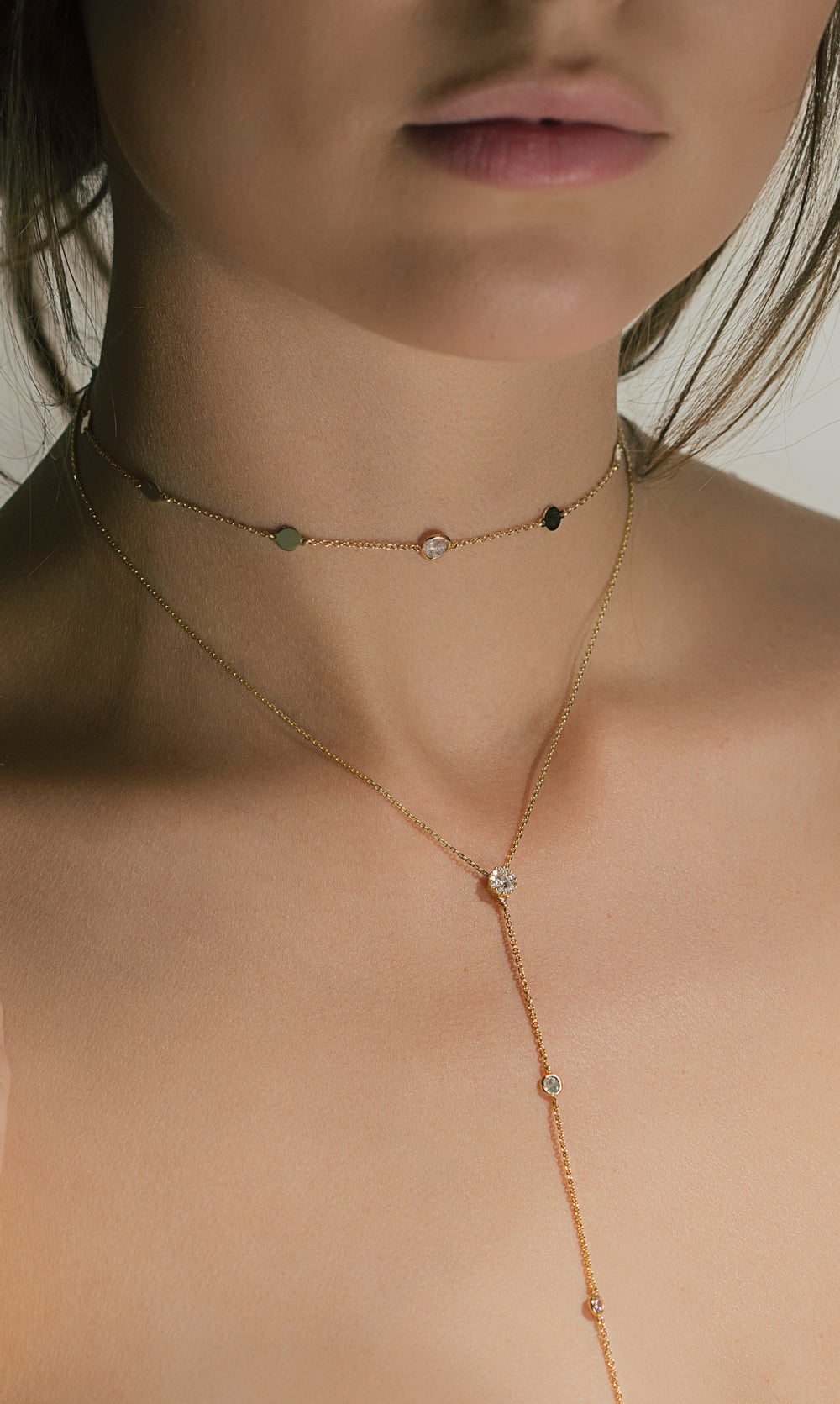 Serena Choker, Necklaces - AMY O. Jewelry