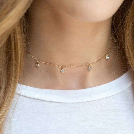 Dakota Choker Necklace