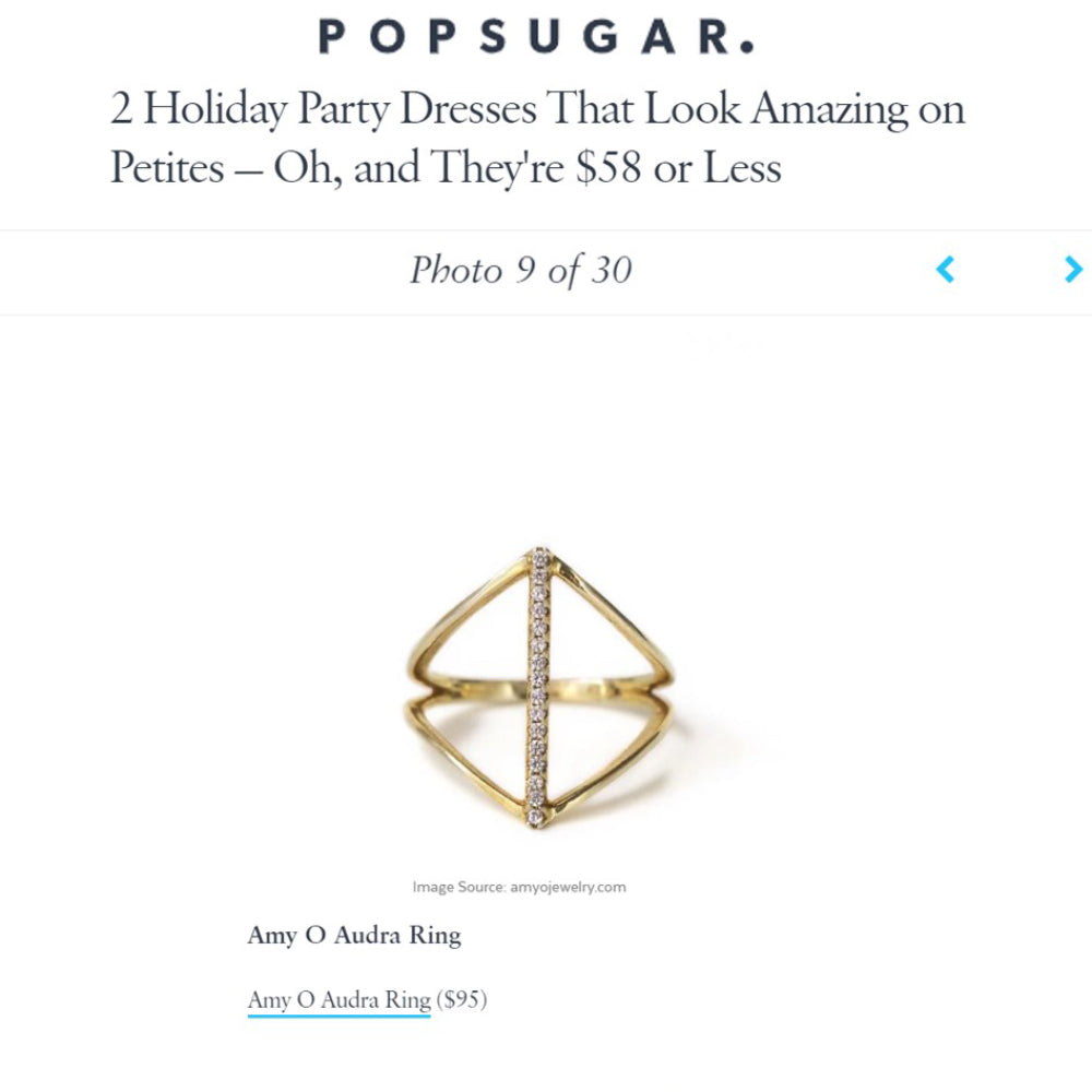 caption: Featured on Popsugar