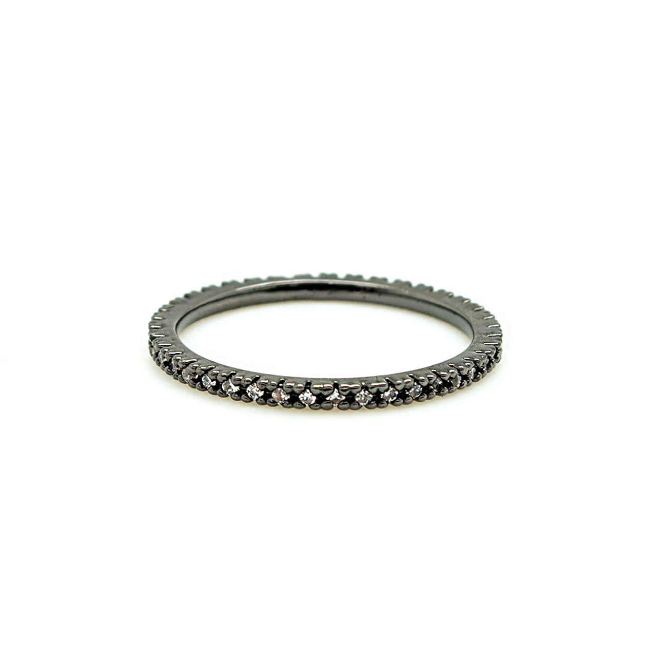 of Pave Eternity Ring