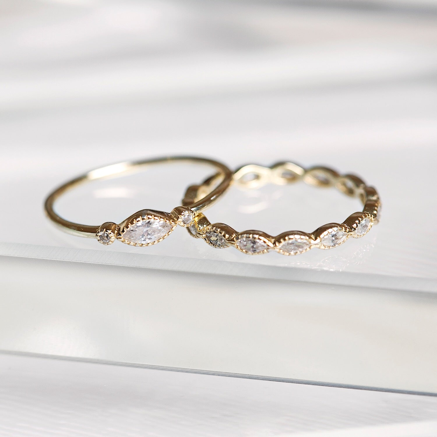 Marquise Ring, Rings - AMY O. Jewelry