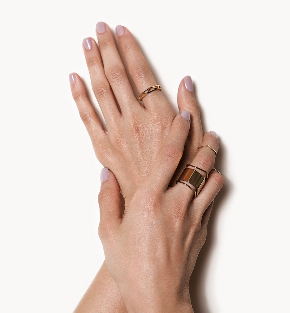 Isla Ring, Rings - AMY O. Jewelry