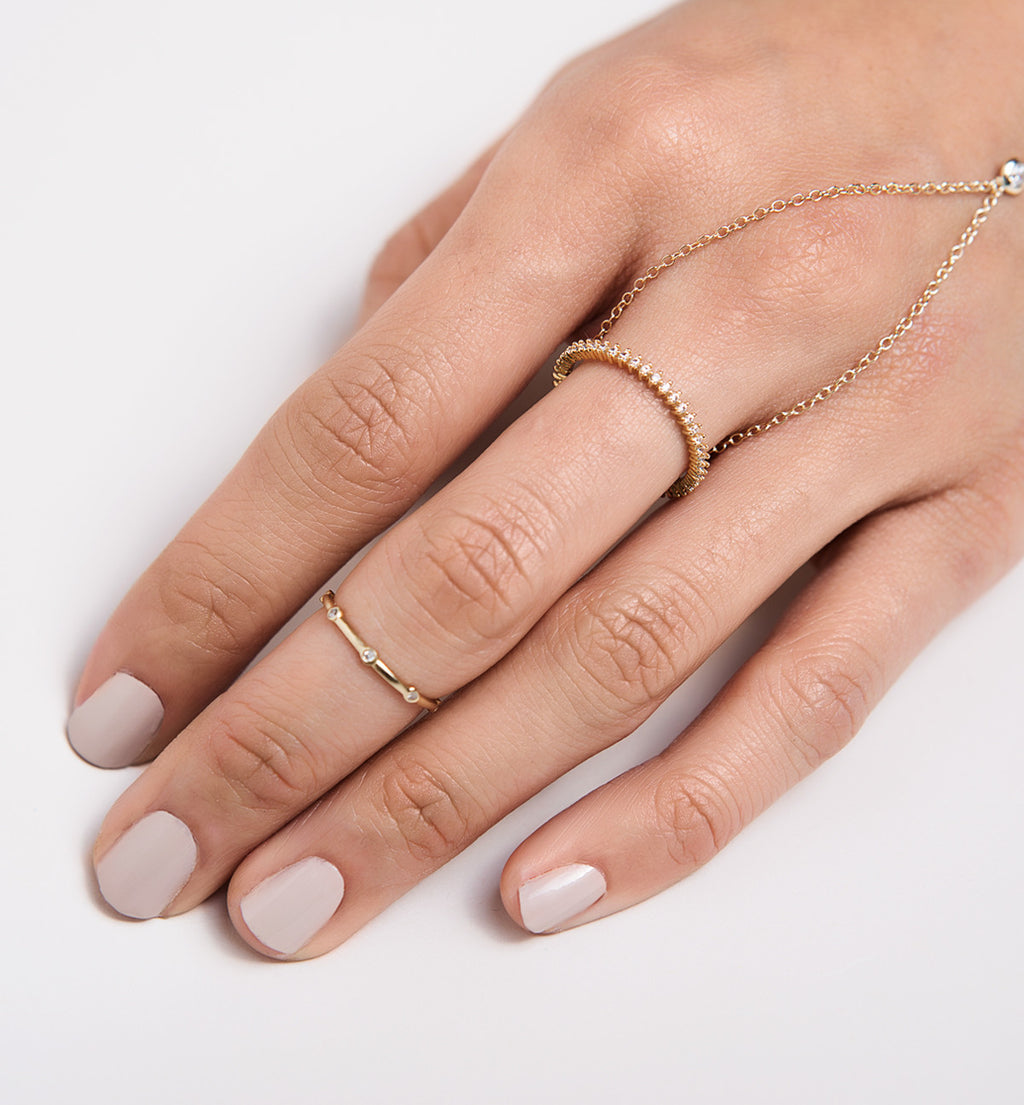 Sheila Ring, Rings - AMY O. Jewelry