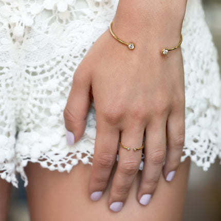 Shay Open Ring
