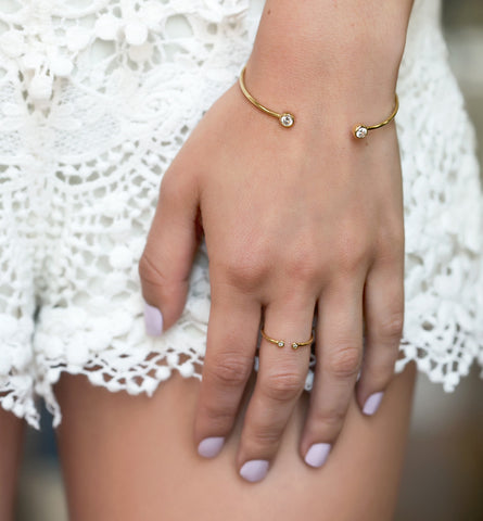 Shay Ring, Rings - AMY O. Jewelry