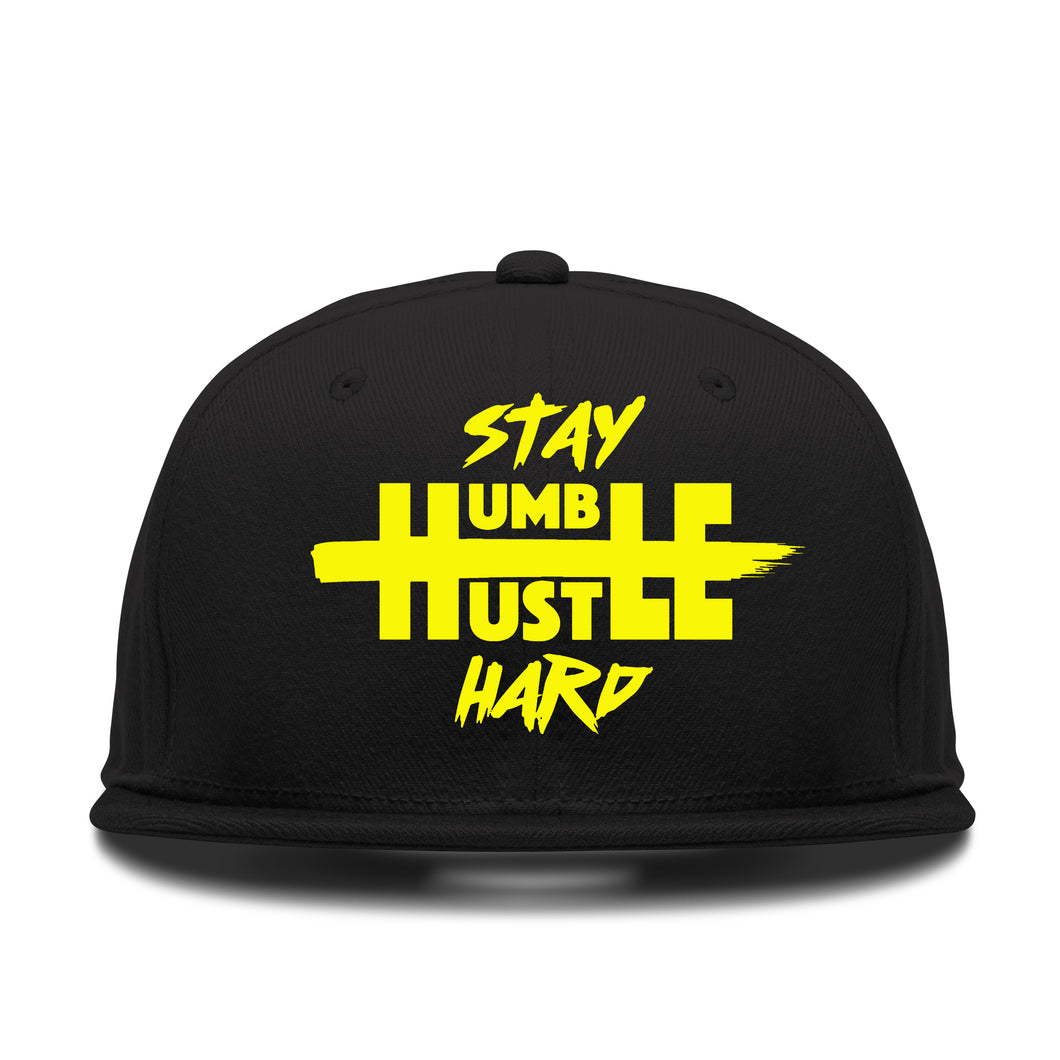 Stay Humble Hustle Hard - Snapback