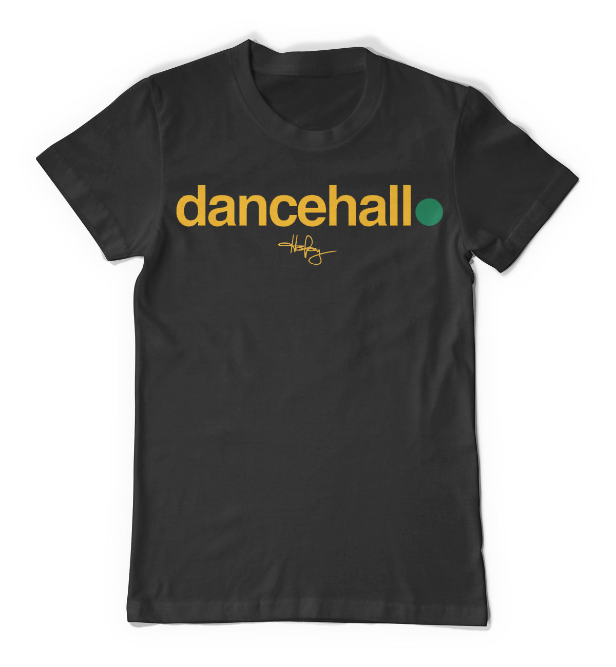 Dancehall. Black - Shirt