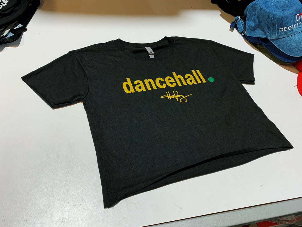 Dancehall - Female Croptop