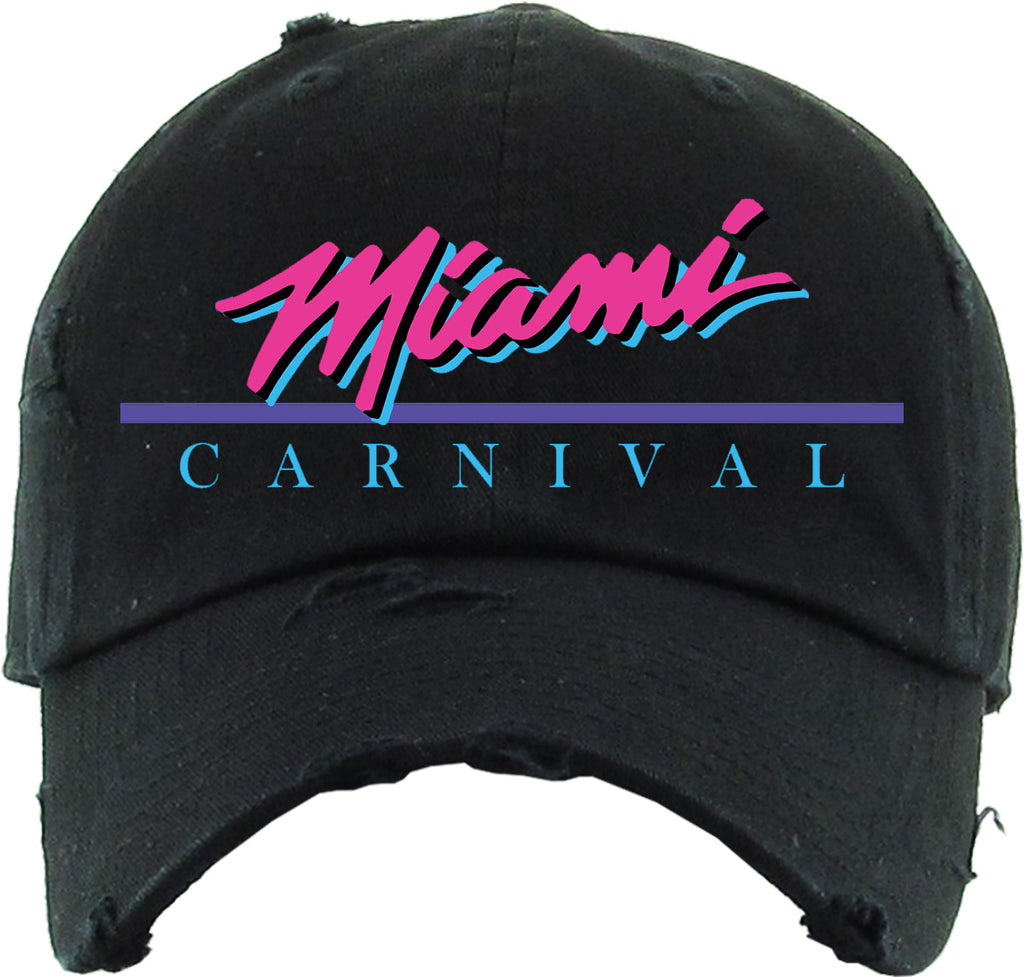MIAMI CARNIVAL - Dad Hat