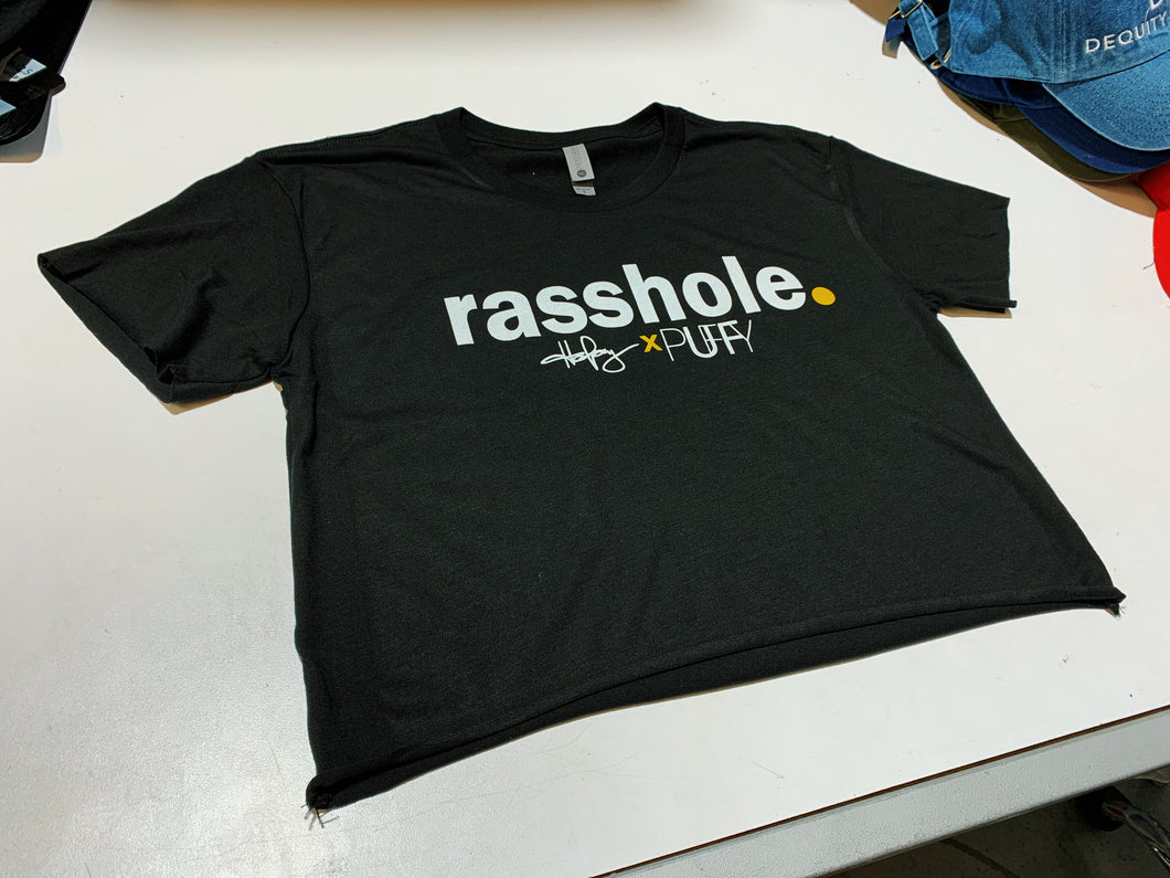 Rasshole - Female Croptop