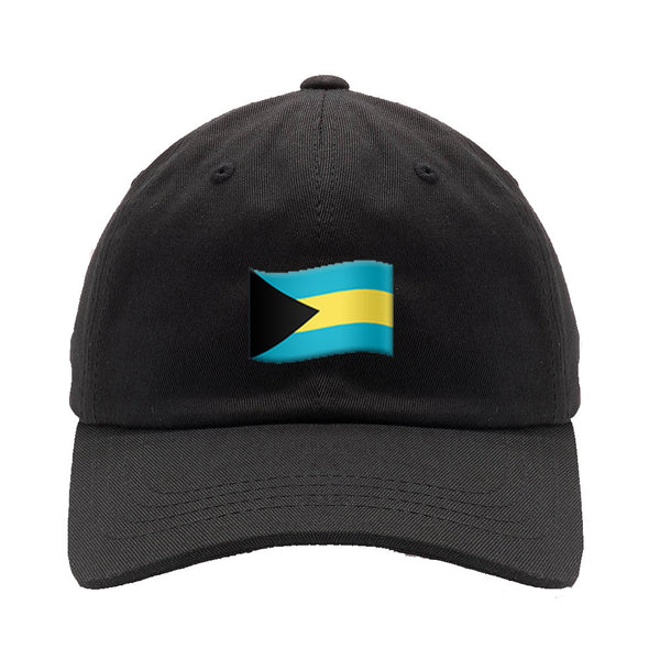 Bahamas Emoji Dad Hat