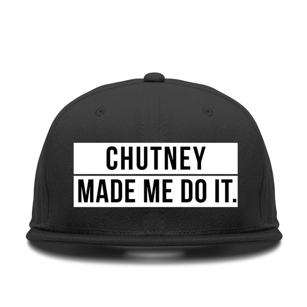 Chutney Made Me Do It