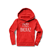 Load image into Gallery viewer, Free Backaz Hoodie - Konshens x Hoipong