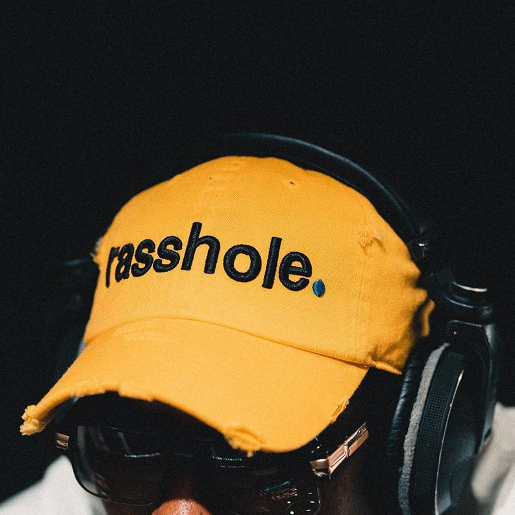 Rasshole - Dad Hat