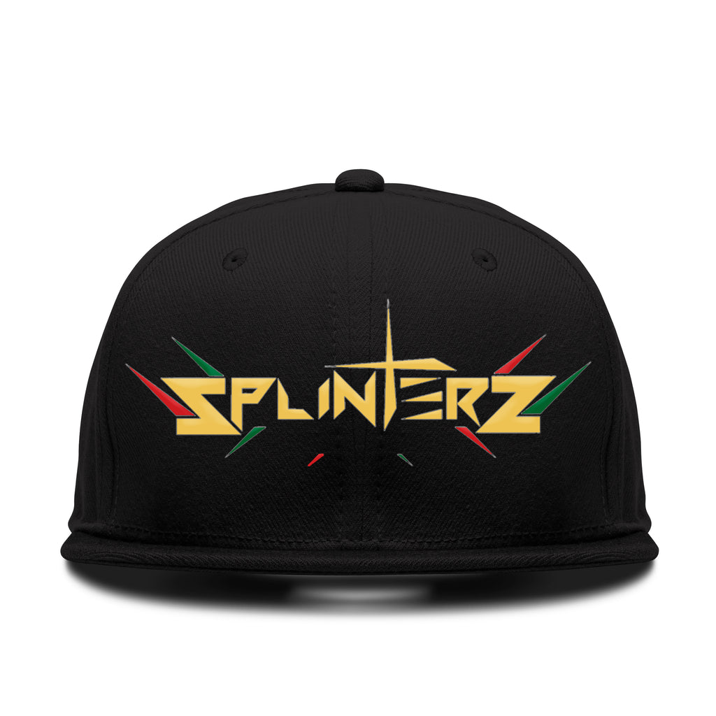 Splinters Hat Rasta Colors