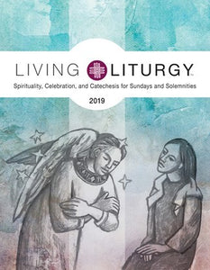 Living Liturgy | Book | Spirituality Celebration And Catechesis | Paperback | 2019| 9780814645222