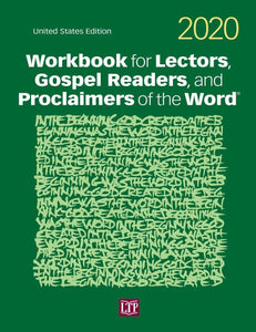 2020 Workbook For Lectors, Gospel Readers & Proclaimers Of The Word |