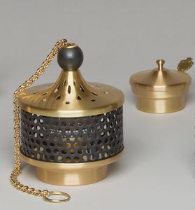 Censer and Boat - Z2634