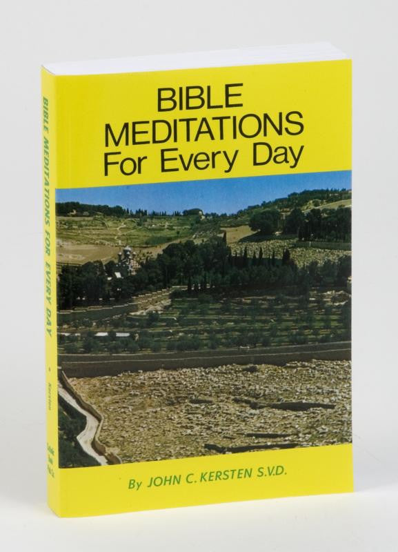 BIBLE MEDITATIONS FOR EVERY DAY