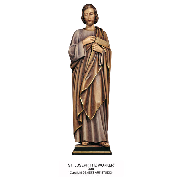 Saint Joseph the Worker Statue