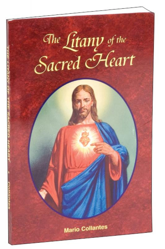 THE LITANY OF THE SACRED HEART
