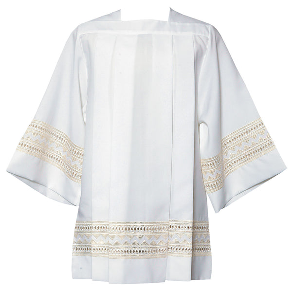 Tailored Priest Surplice - Wash N' Wear - BV4661