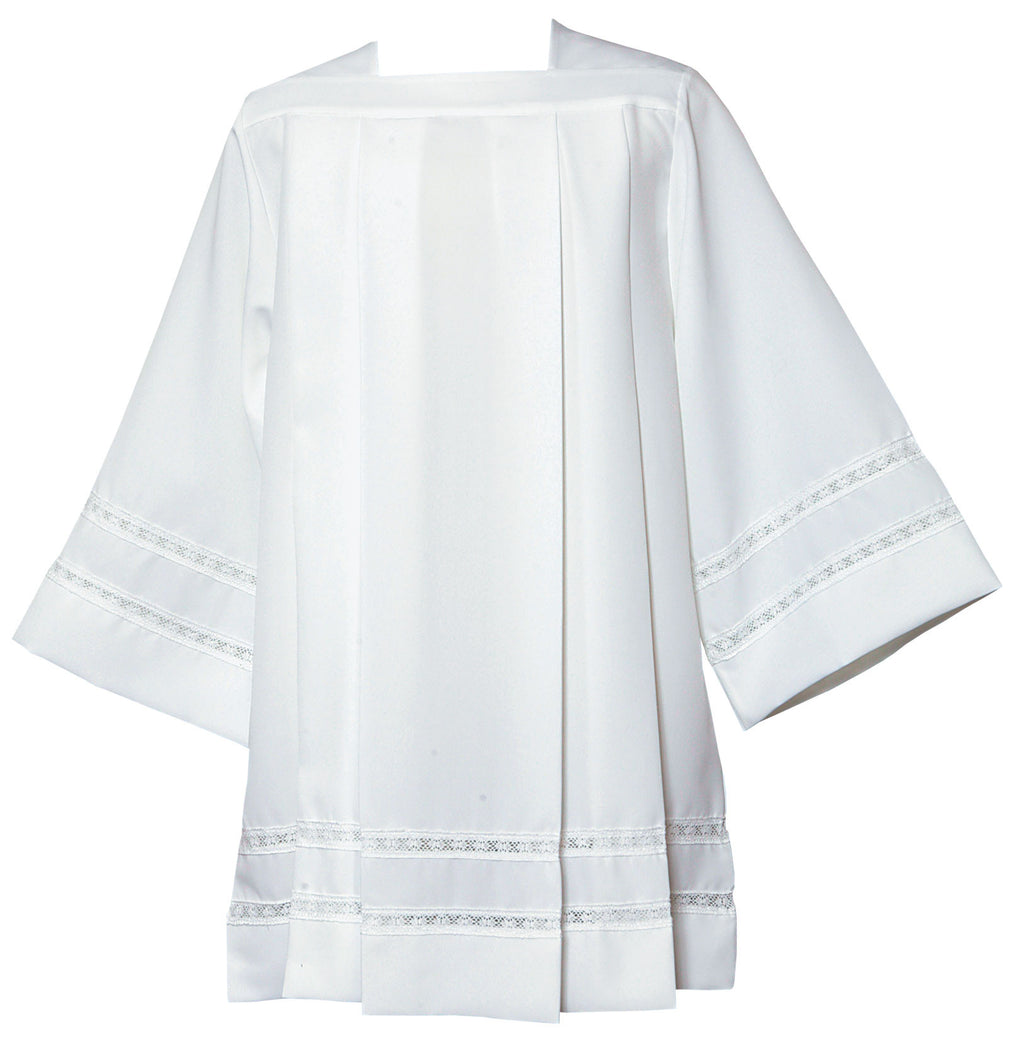 Tailored Priest Surplice - Wash N' Wear - BV4771