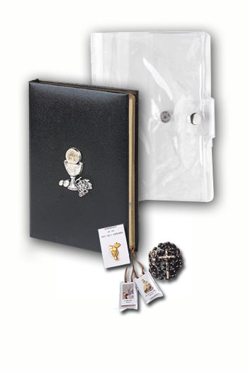 BOY'S FIRST COMMUNION 5 PIECE GIFT SET