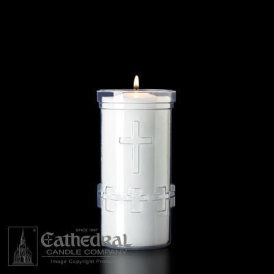 5-Day Devotiona-Lites - (Plastic Offering Candle)