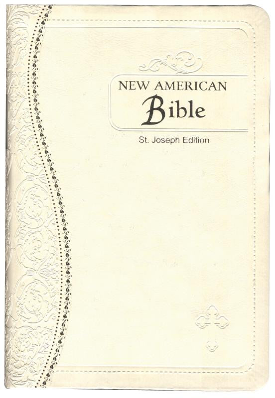 St Joseph New American Bible - Gift Edition Medium Size