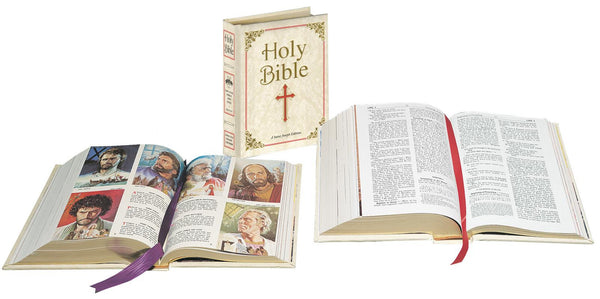 St. Joseph New American Family Bible