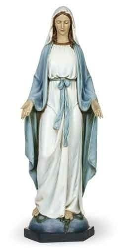 "40"" LADY OF GRACE FIGURE"