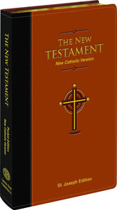 NEW TESTAMENT (POCKET SIZE) NEW CATHOLIC VERSION