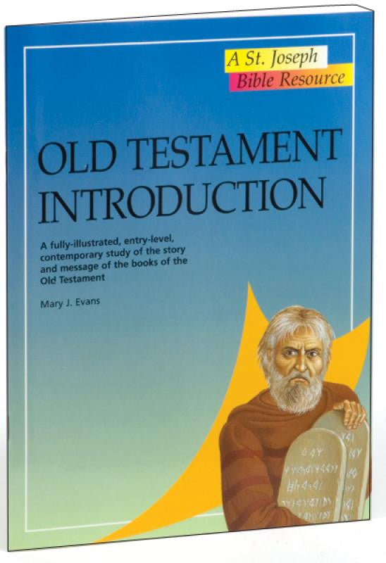 OLD TESTAMENT INTRODUCTION - EASY TO USE BIBLE STUDY GUIDE