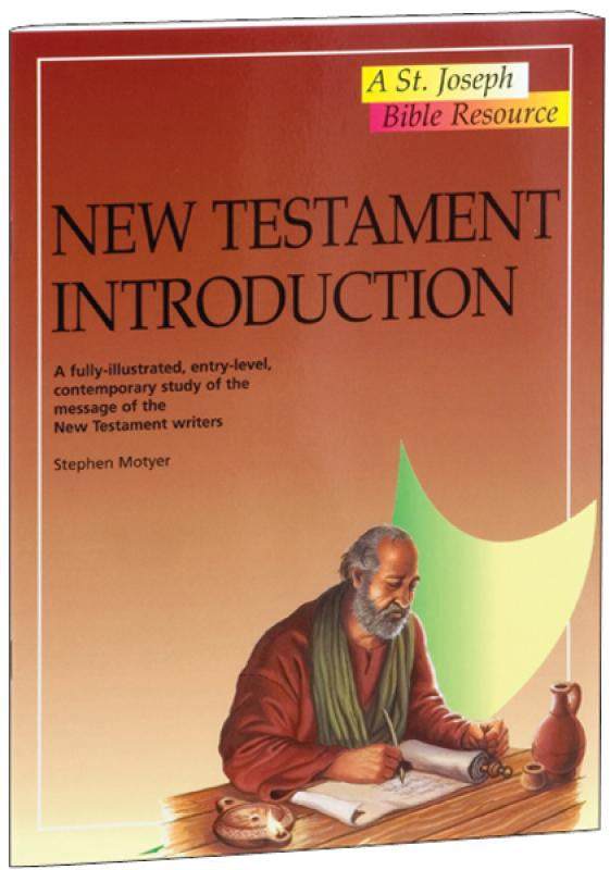 NEW TESTAMENT INTRODUCTION - EASY TO USE BIBLE STUDY GUIDE