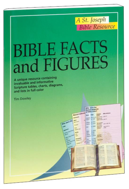 BIBLE FACTS AND FIGURES - EASY TO USE BIBLE STUDY GUIDE