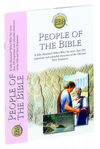 PEOPLE OF THE BIBLE - EASY TO USE BIBLE STUDY GUIDE